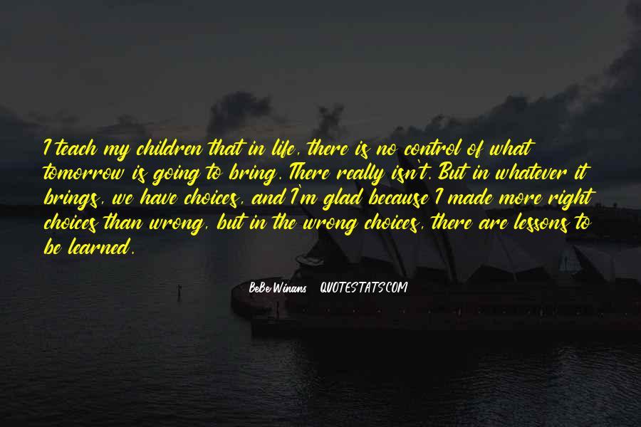 Bebe Winans Quotes #1746633