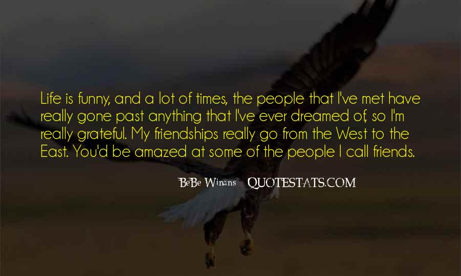 Bebe Winans Quotes #1863805