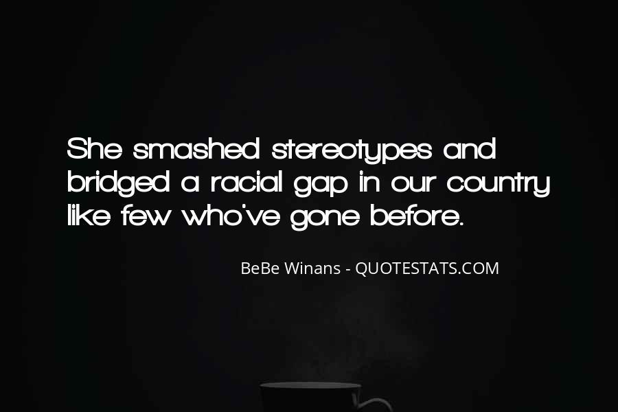 Bebe Winans Quotes #371330