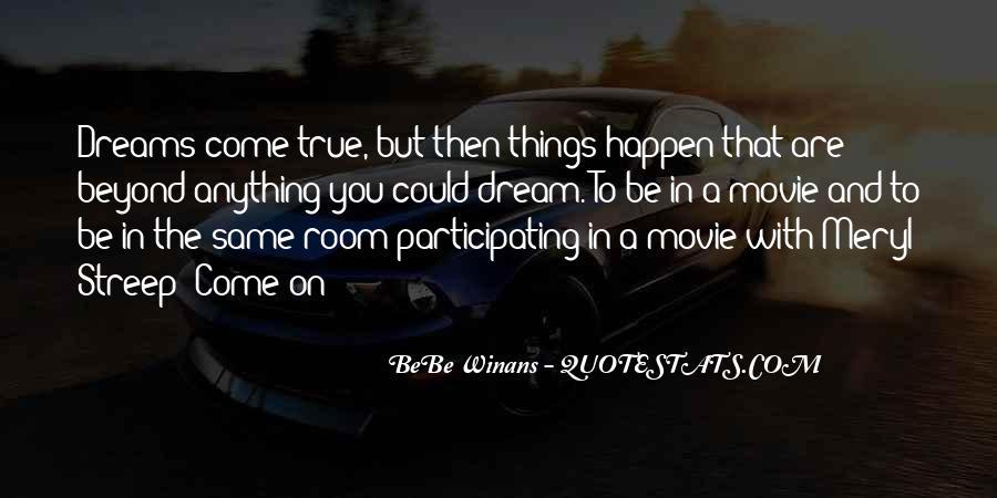 Bebe Winans Quotes #779664
