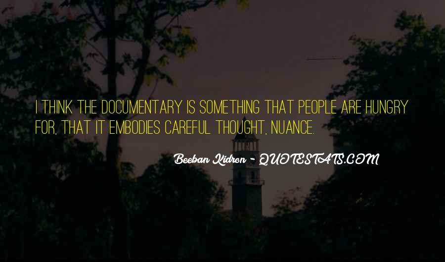Beeban Kidron Quotes #1135479