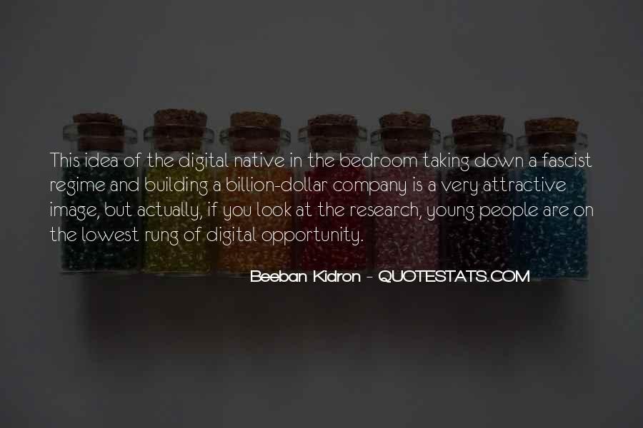 Beeban Kidron Quotes #1162518
