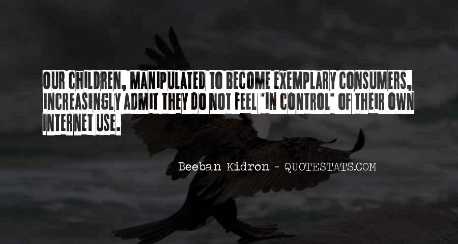Beeban Kidron Quotes #1223872