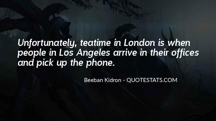 Beeban Kidron Quotes #1322300