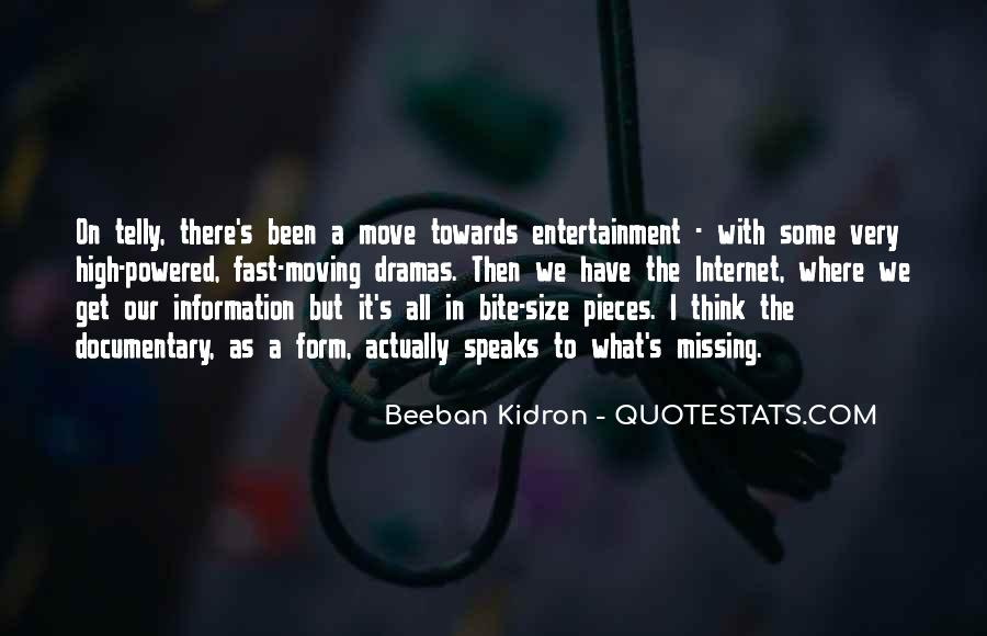 Beeban Kidron Quotes #1455810