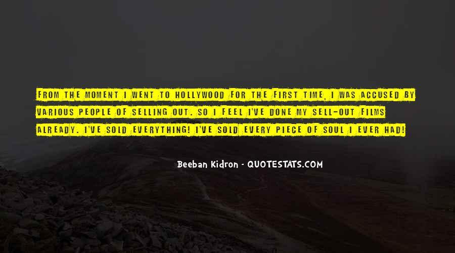 Beeban Kidron Quotes #1746423