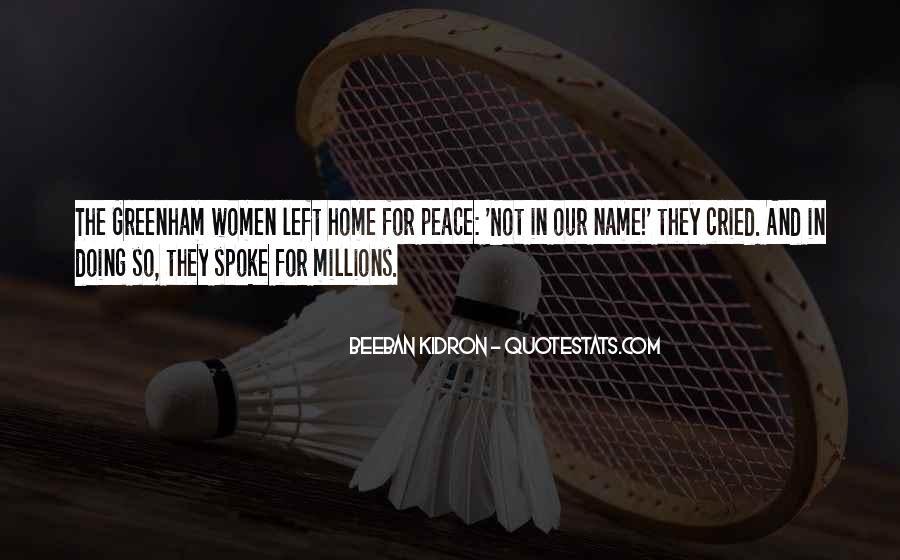 Beeban Kidron Quotes #1783334
