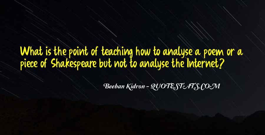 Beeban Kidron Quotes #224161