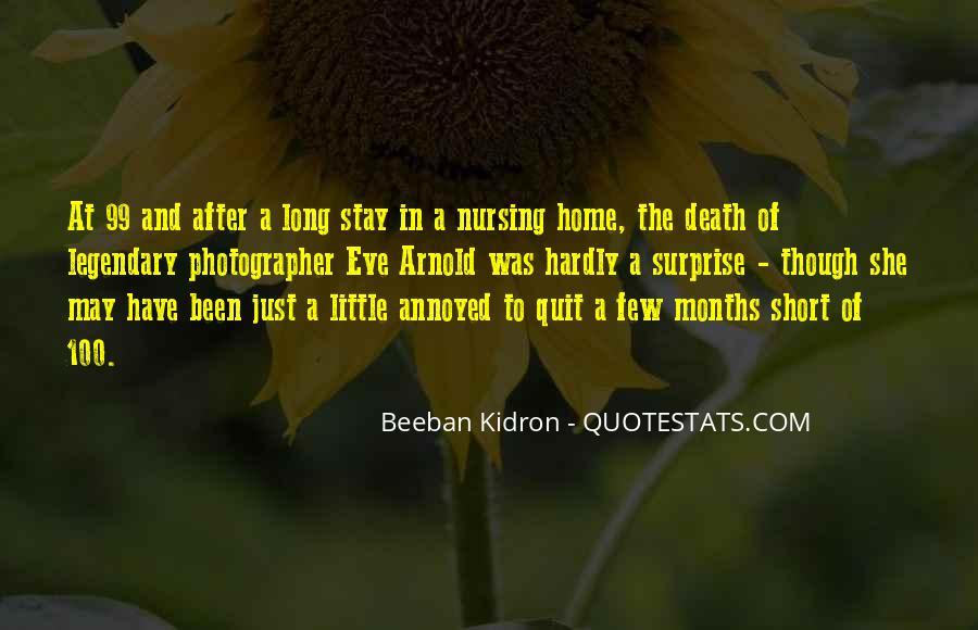 Beeban Kidron Quotes #252655