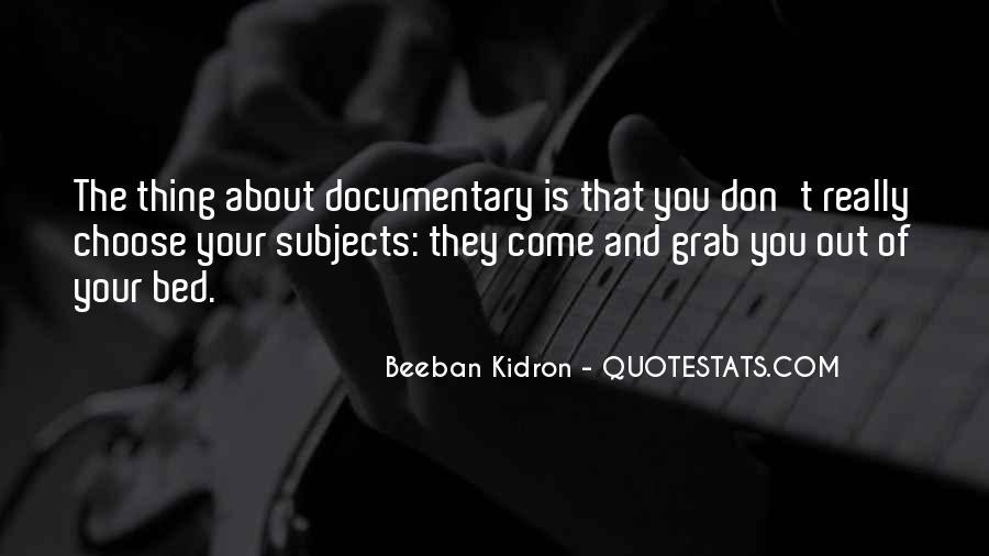 Beeban Kidron Quotes #324846