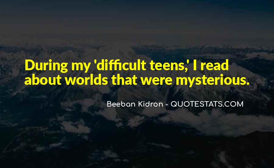 Beeban Kidron Quotes #393339