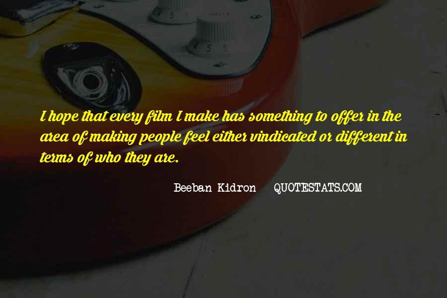 Beeban Kidron Quotes #650867