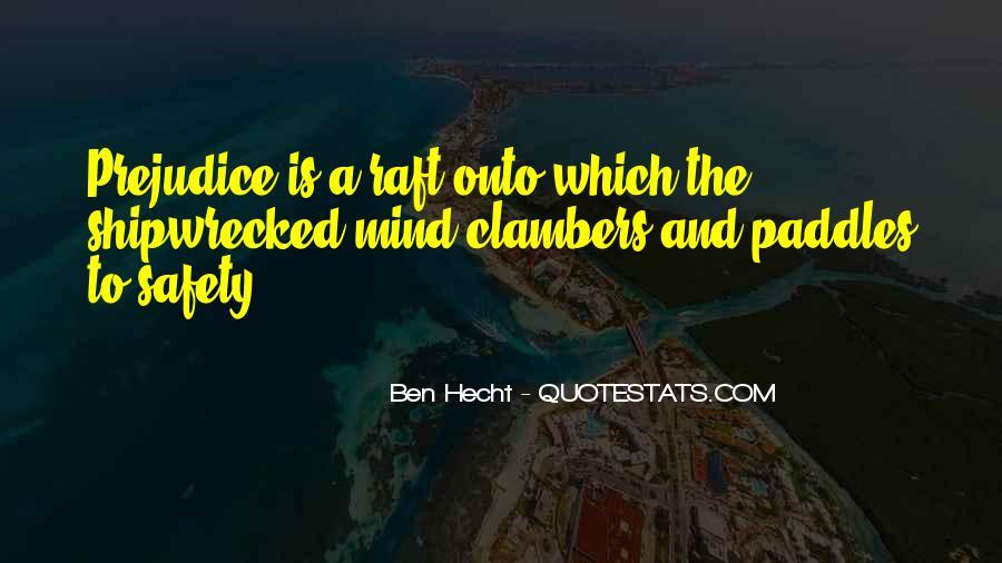 Ben Hecht Quotes #1235267