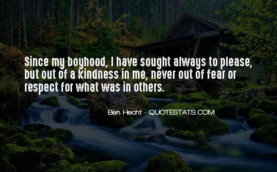 Ben Hecht Quotes #1513926