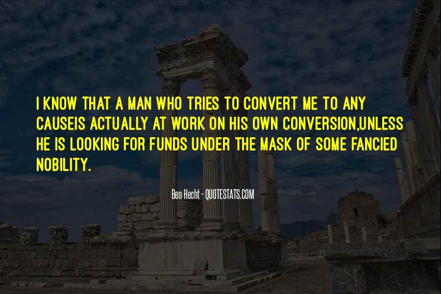 Ben Hecht Quotes #1841663