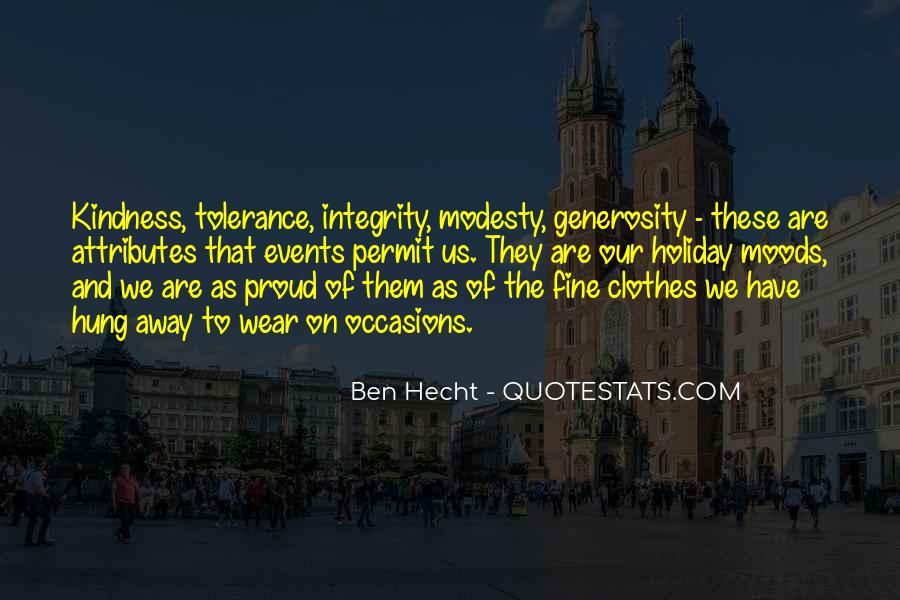 Ben Hecht Quotes #775895