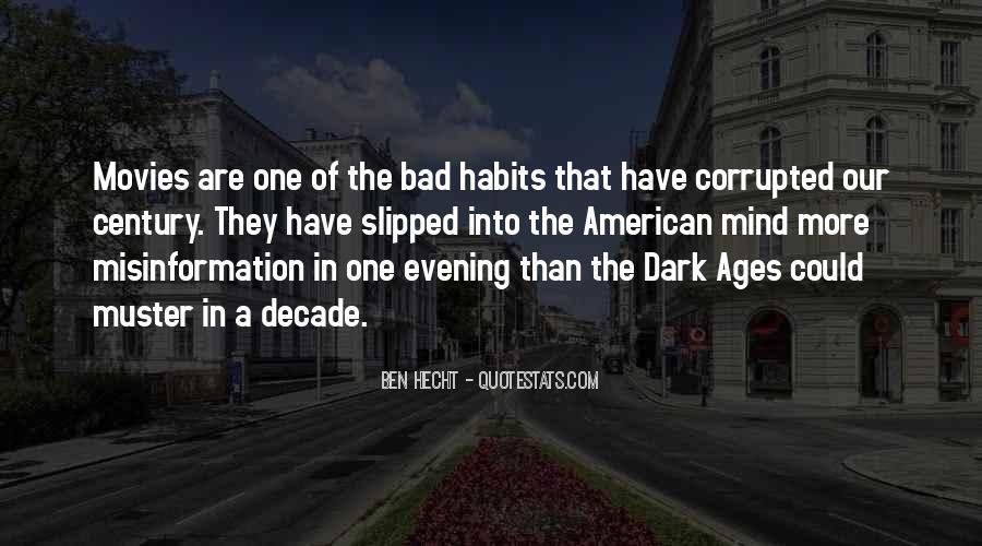 Ben Hecht Quotes #872920