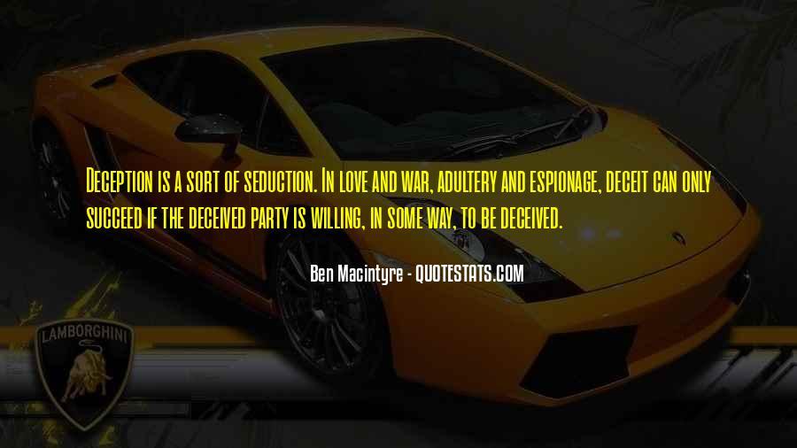 Ben Macintyre Quotes #1157383