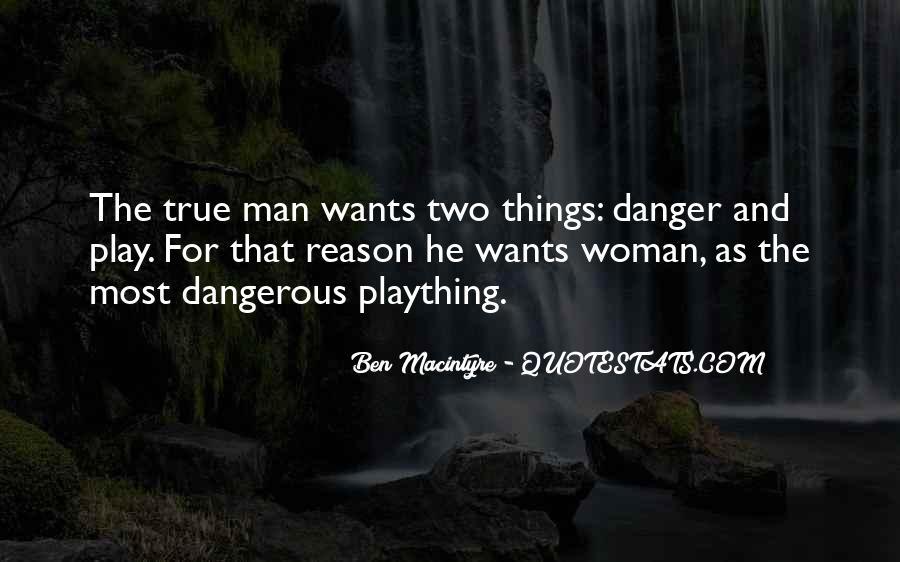 Ben Macintyre Quotes #255148