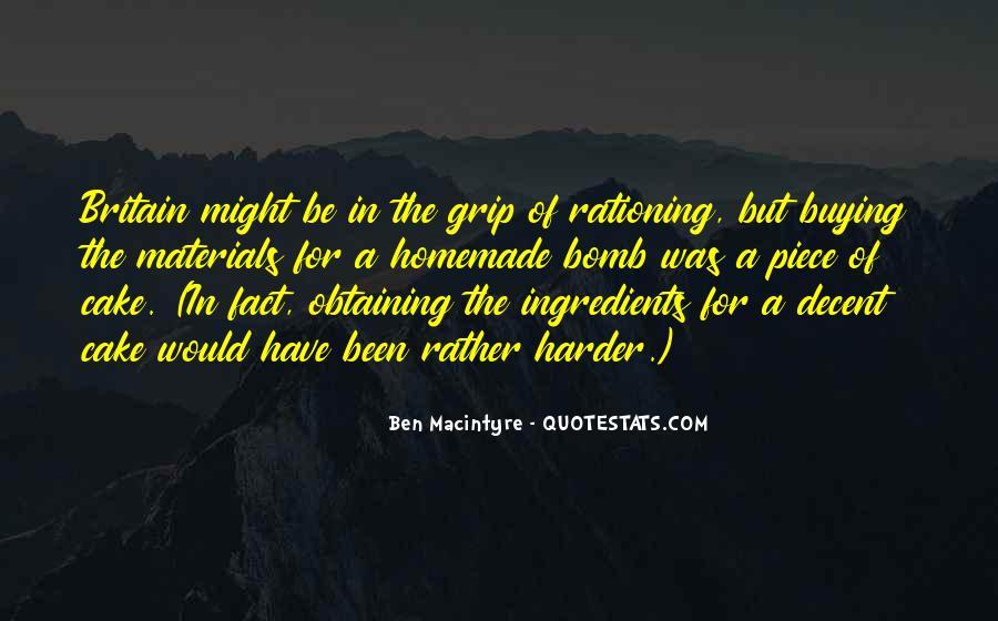 Ben Macintyre Quotes #694981