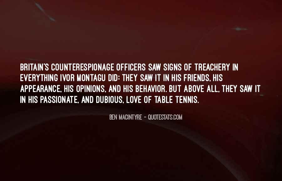 Ben Macintyre Quotes #803782