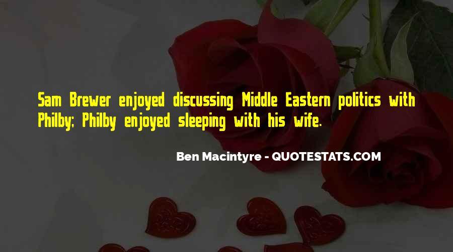 Ben Macintyre Quotes #990225