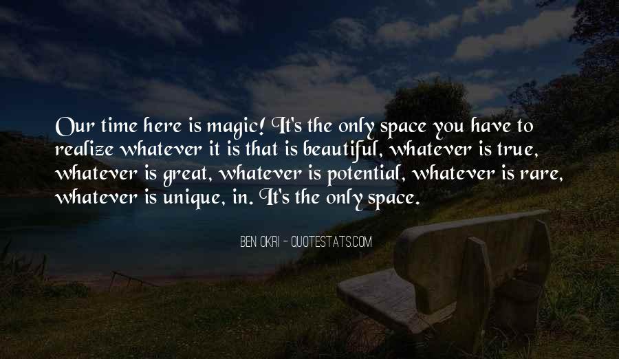 Ben Okri Quotes #1001371