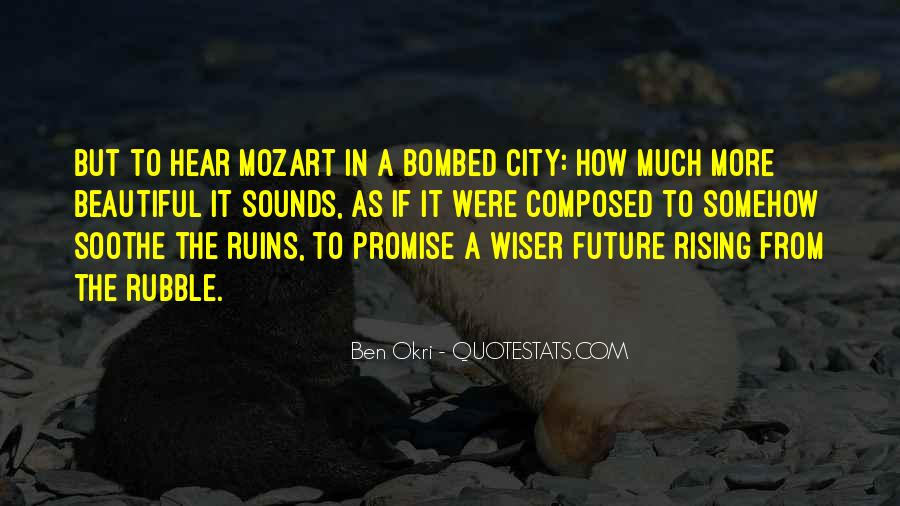 Ben Okri Quotes #1025298