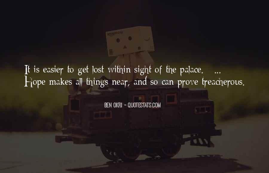 Ben Okri Quotes #1109007