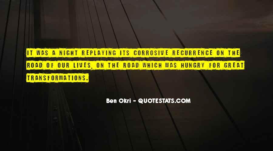 Ben Okri Quotes #1127460
