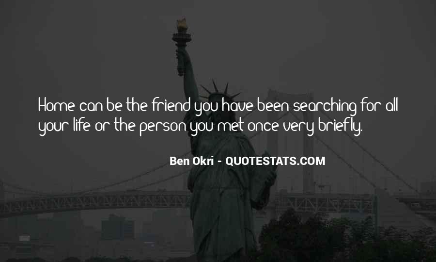 Ben Okri Quotes #1301009