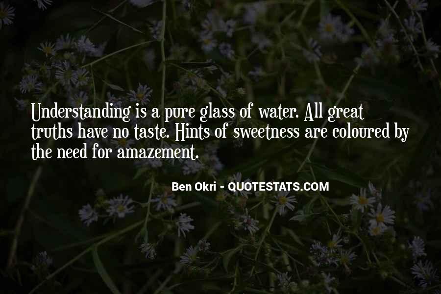 Ben Okri Quotes #1322189