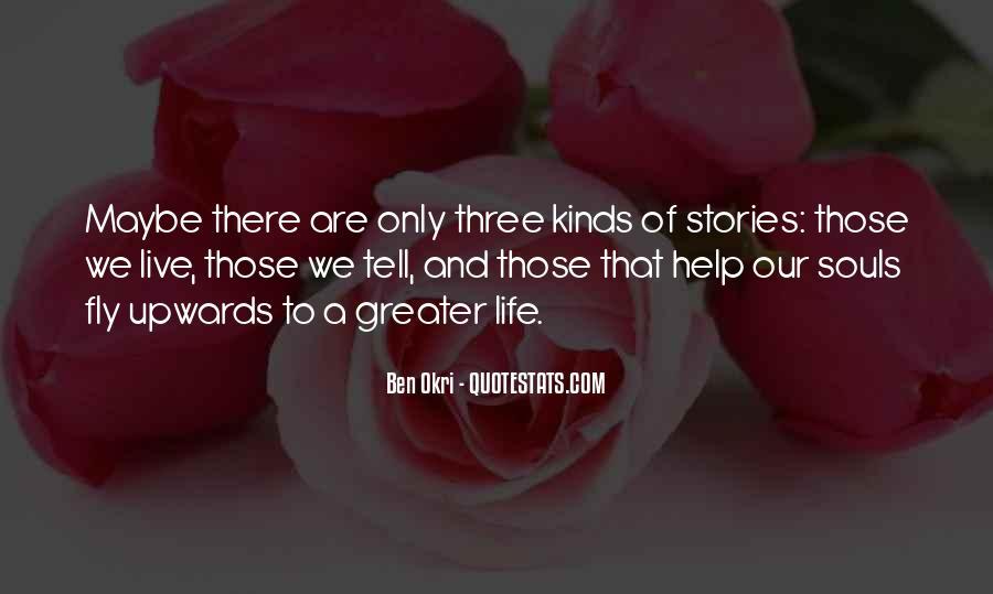 Ben Okri Quotes #1336111