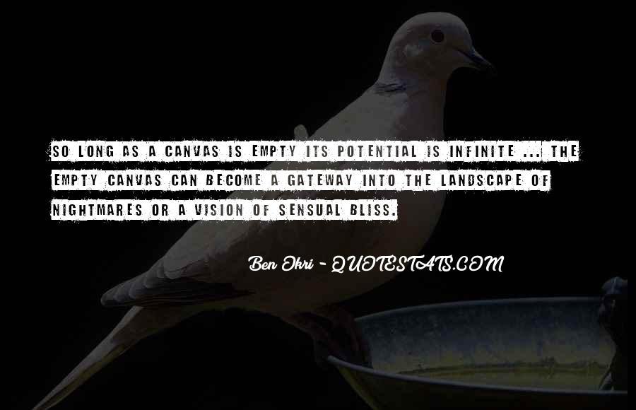 Ben Okri Quotes #1356173
