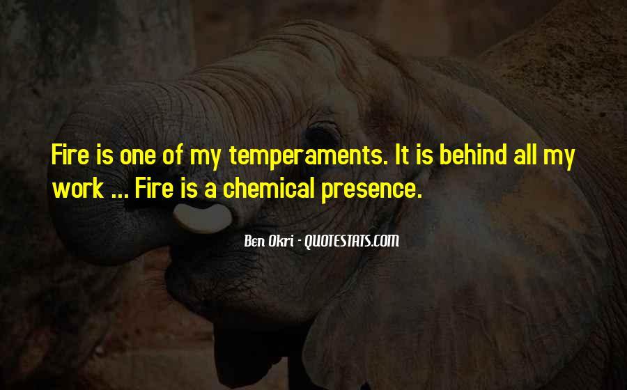 Ben Okri Quotes #1477724