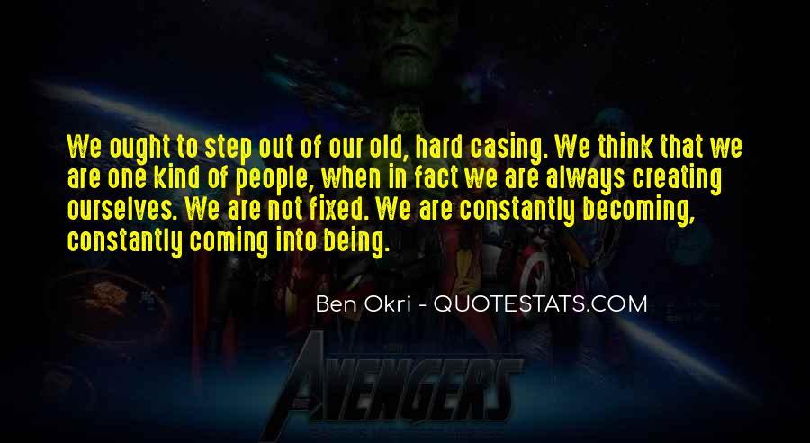 Ben Okri Quotes #191124