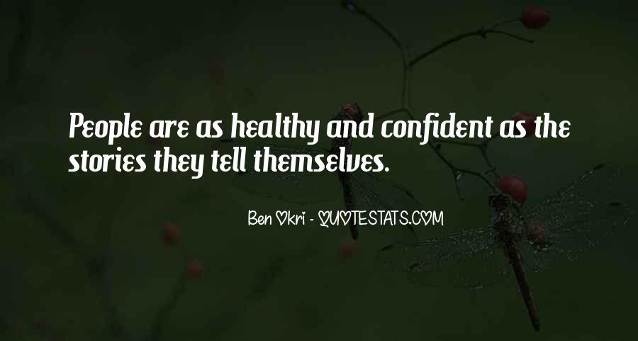 Ben Okri Quotes #214797