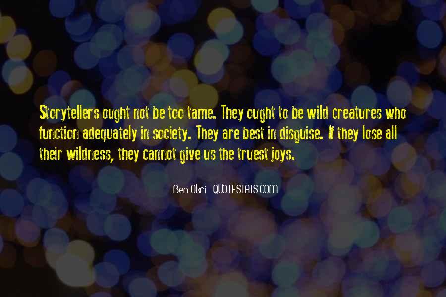 Ben Okri Quotes #231678