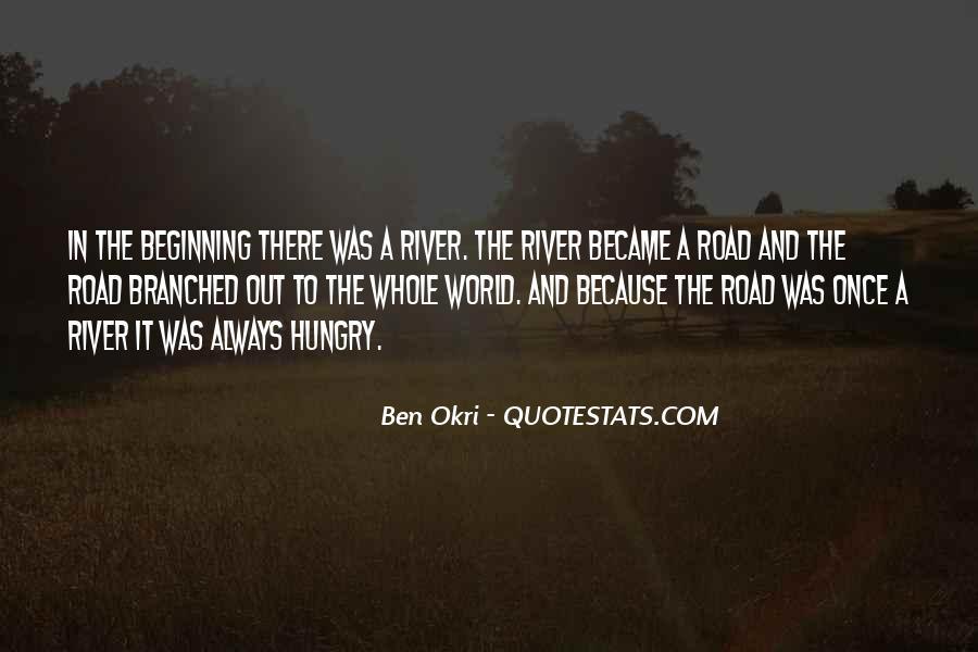 Ben Okri Quotes #324553