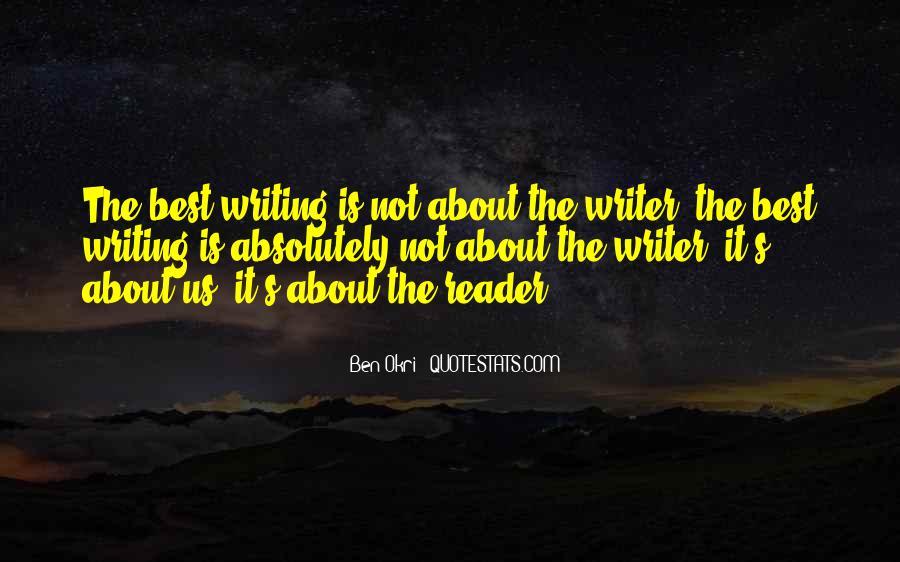 Ben Okri Quotes #561672