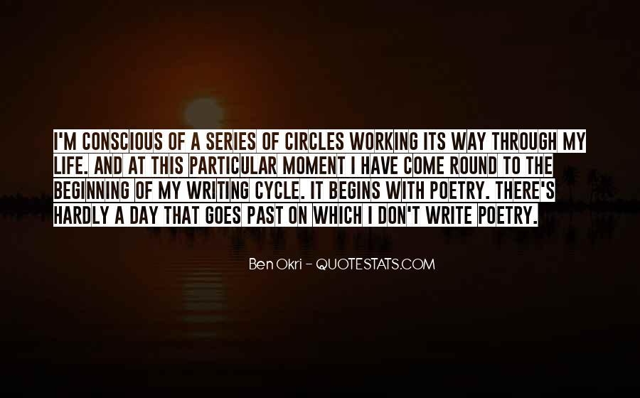 Ben Okri Quotes #582219