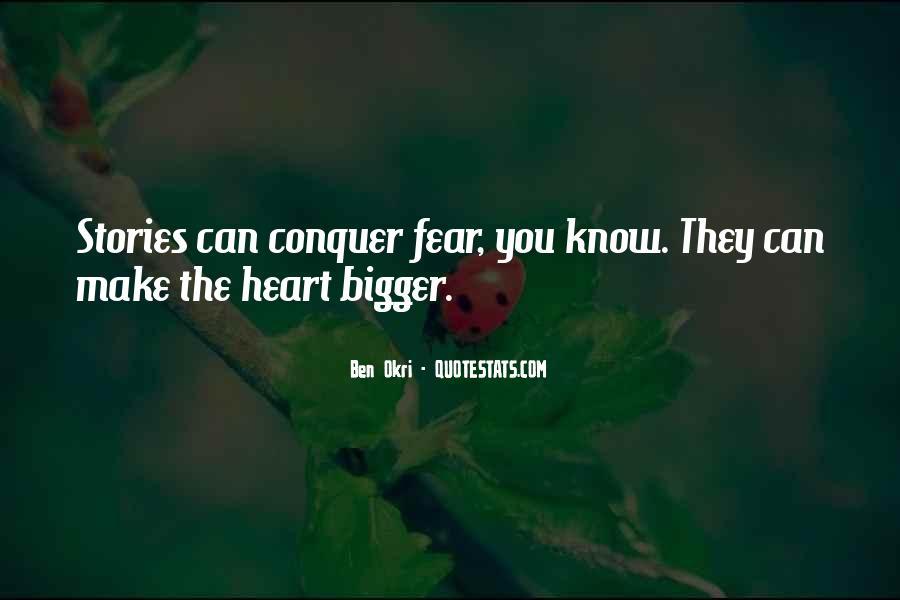Ben Okri Quotes #622307