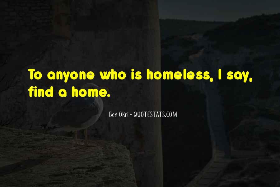 Ben Okri Quotes #669108
