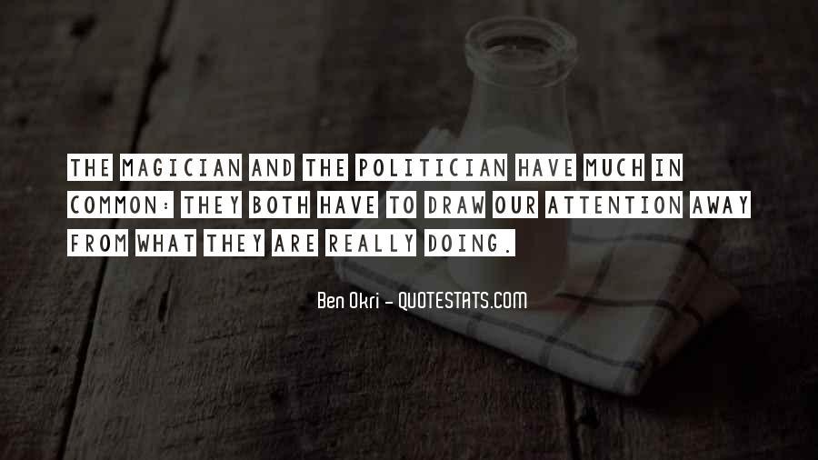 Ben Okri Quotes #696769