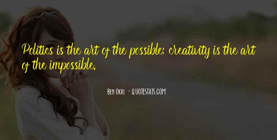 Ben Okri Quotes #712530