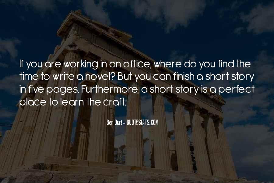Ben Okri Quotes #713653