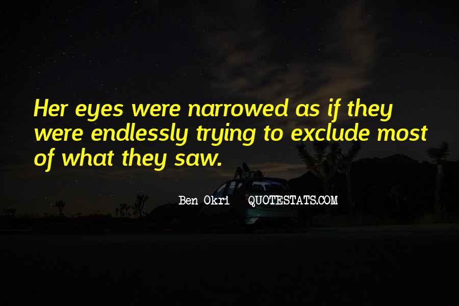 Ben Okri Quotes #828286