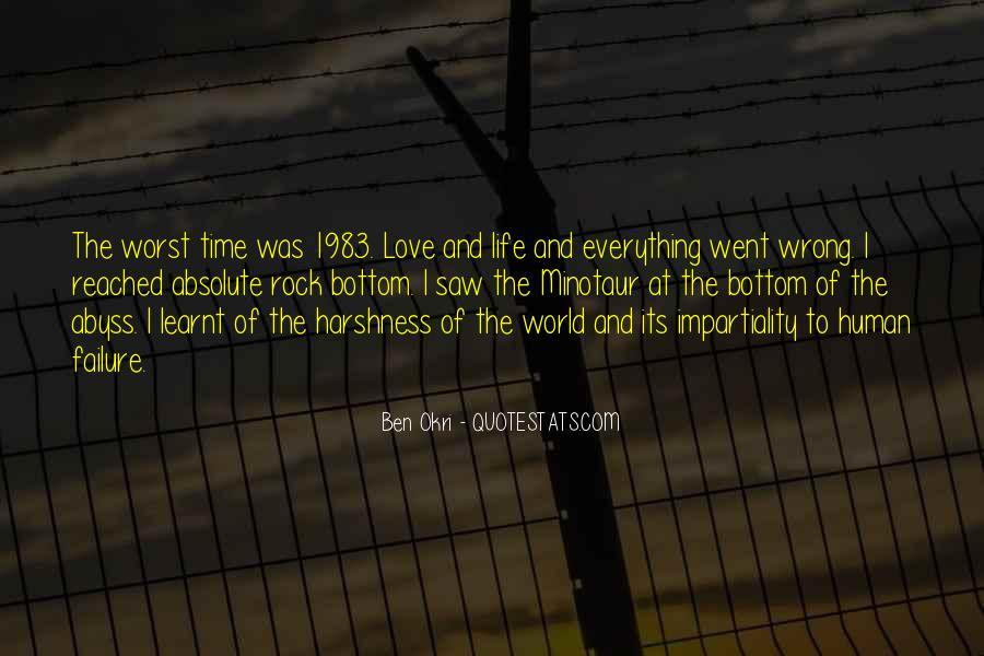 Ben Okri Quotes #862198