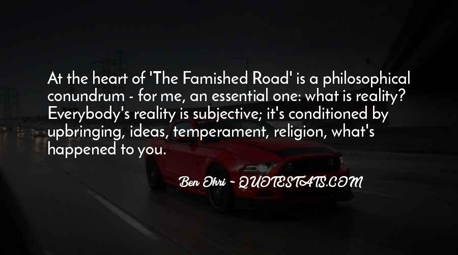 Ben Okri Quotes #960767