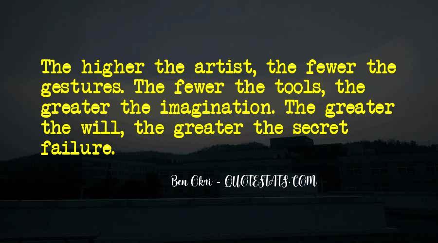 Ben Okri Quotes #98272